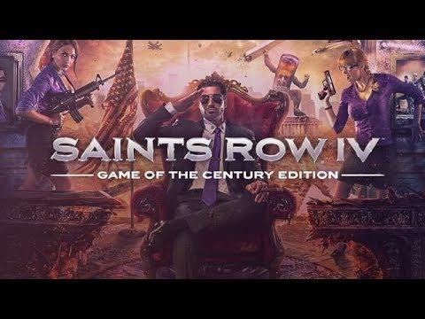 Saints Row IV XEON E5 2640 + GTX 970 ( Ultra Graphics ) ТЕСТ