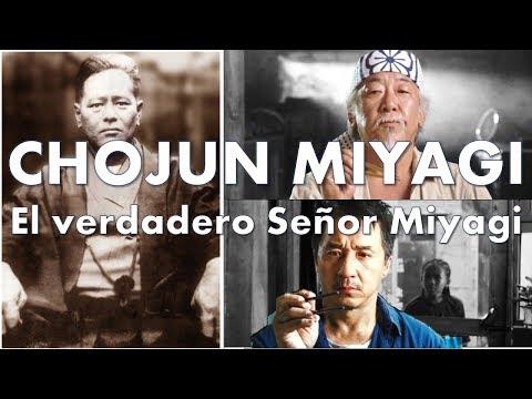 """Maestro Chojun Miyagi """"el verdadero Señor Miyagi"""" de Karate Kid a la vida Real (BIOGRAFÍA)"""