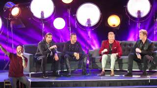 BSB Cruise 2018 - Storytellers - Group A - Inconsolable