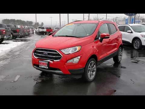 Pre-Owned 2019 Ford EcoSport Titanium