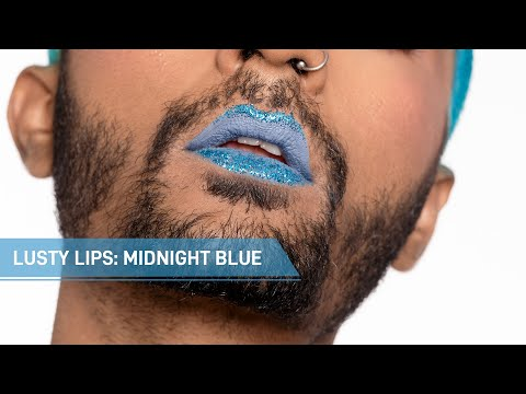 Lusty Lips: Midnight Blue | Jason Arland | MyGlamm