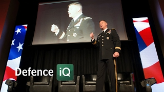 US Army TRADOC commander on armored vehicle plans