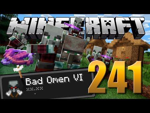 Invasão Pillager | O FILME | - Minecraft Em busca da casa automática #241