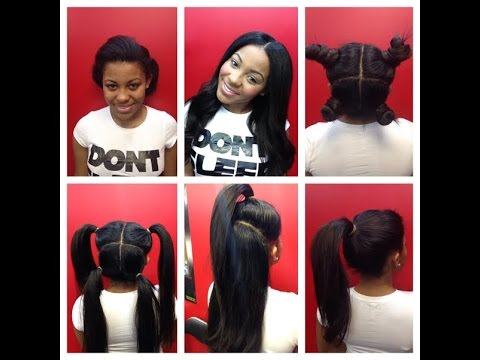 How to sew in weave on very short hair short hair fashions vixen sew in weave how to do follow pmusecretfo Gallery