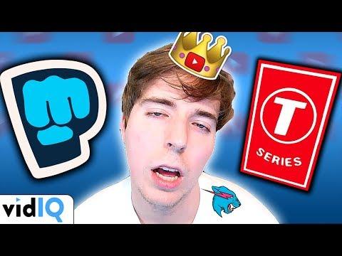 Mr Beast: The Smartest Man on YouTube? [PewDiePie Vs T-Series]