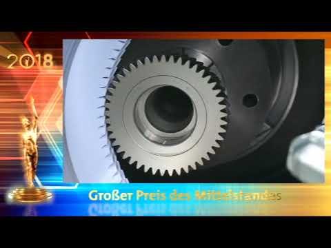 PRÄWEMA Antriebstechnik GmbH - Großer Preis des Mittelstandes 2018