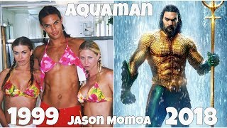 Aquaman actors, Before and After they were Famous
