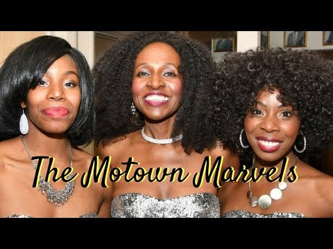 The Motown Marvels Video