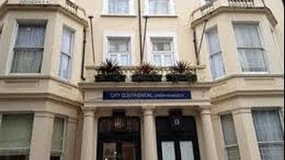 preview picture of video 'City Continental Hotel Kensington  - London'