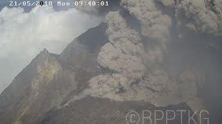 BREAKING NEWS - Status Gunung Merapi Ditingkatkan dari Normal ke Waspada