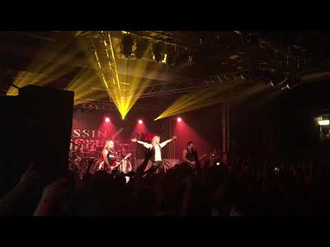 Kissin' Dynamite You're not alone Leipzig Hellraiser 2019