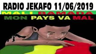 Radio Jekafo 11/ 06/ 2019
