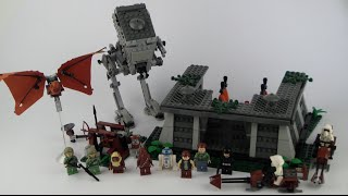 LEGO Star Wars: The Battle of Endor 8038 Review!