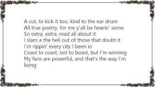 DJ Jazzy Jeff  the Fresh Prince - Just Kickin' It Lyrics