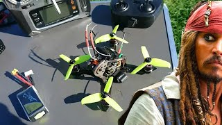 GEP RC Sparrow (sub 250g) FPV Racing Drone