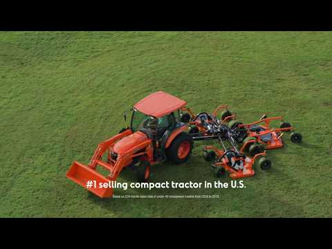 2021 Kubota L4701 GDT 4WD in Beaver Dam, Wisconsin - Video 1