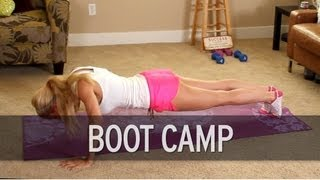 Boot Camp Workout: How to Get Fit by XHIT Daily