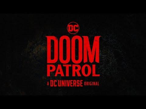 Video trailer för DC UNIVERSE | DOOM PATROL MAIN TITLES