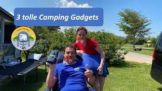 Wir testen Campingzubehör  #3 nützliche Camping Gadgets