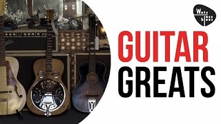 Guitar Greats - Top Jazz, Great Music, Great Swing