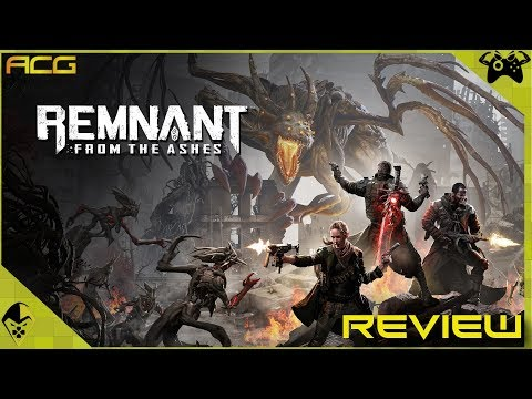 "Remnant From The Ashes Review ""Buy, Wait for Sale, Rent, Never Touch?"" - YouTube video thumbnail"