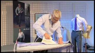 T.M.Lewin | How To Iron A Shirt