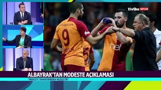Orta Nokta (Galatasaray - Alanyaspor) - 27 Ağustos 2018