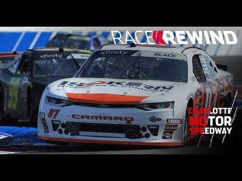 NASCAR Xfinity Series race at Charlotte Roval in 15: Race Rewind