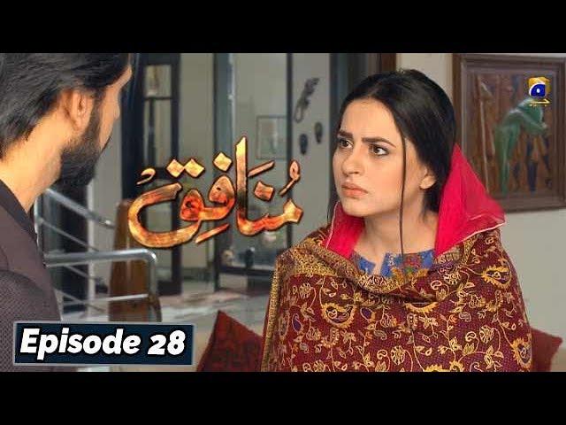 Munafiq - Episode 28 - 4th Mar 2020 - HAR PAL GEO