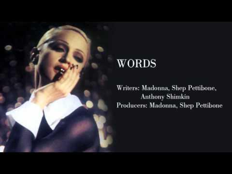 Words - Instrumental