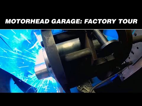 Motorhead Garage - Flowmaster Factory Tour and Chevy Silverado American Thunder Cat-back Install