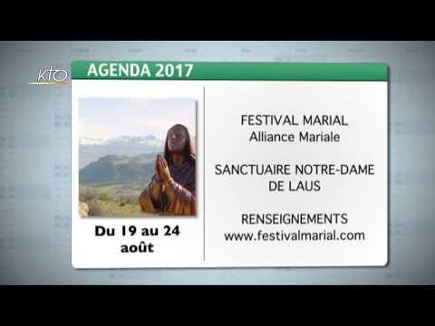 Agenda du 11 août 2017