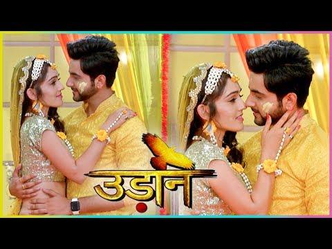 Sameer To Kiss Anjie | Romantic Dance In Haldi Ceremony | Udann Sapnon Ki