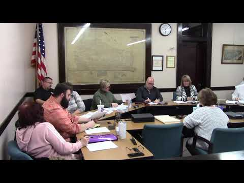 Charleroi Council Meeting 1/9/2019