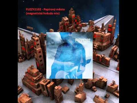 fuzzy2102 - FUZZY2102 - Papírový město (Magnetická hvězda Mix)