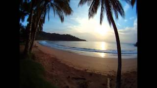 preview picture of video 'Fim de tarde no BOMBOM resort em timelapse'