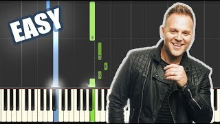 Hello, My Name Is - Matthew West   EASY PIANO TUTORIAL by Betacustic