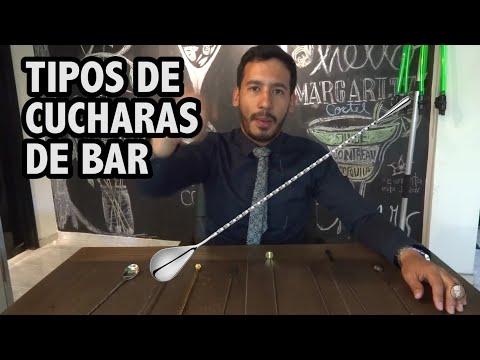 TIPOS DE CUCHARAS