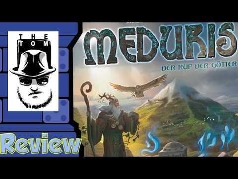 Meduris Review - with Tom Vasel
