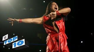 WWE一軍デビューの中邑 初戦でジグラーに快勝