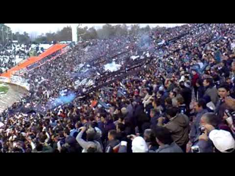 """""""INDEPENDIENTE RIVADAVIA VS RIVER PLATE..LOS CAUDILLOS..*MONO CSIR*"""" Barra: Los Caudillos del Parque • Club: Independiente Rivadavia"""