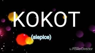 Písnička pro polské děti  (KOKOT)