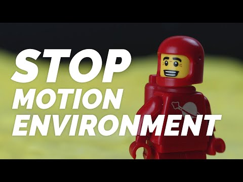 What makes a good stop motion environment? - YouTube