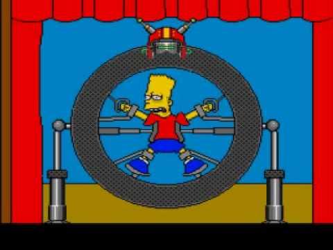 Game Over: Virtual Bart