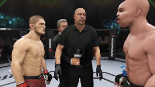 Khabib vs. Mutant (EA Sports UFC 3) ☝️🦅