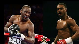(SH*T JUST GOT SERIOUS!) TERENCE CRAWFORD CHALLENGES ERROL SPENCE DIRECTLY