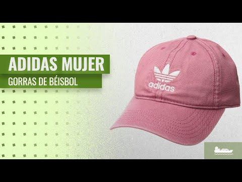 10 Mejores Adidas Mujer Gorras De Béisbol 2018  adidas Women s Originals  Relaxed Fit Strapback Cap 71130029bbf