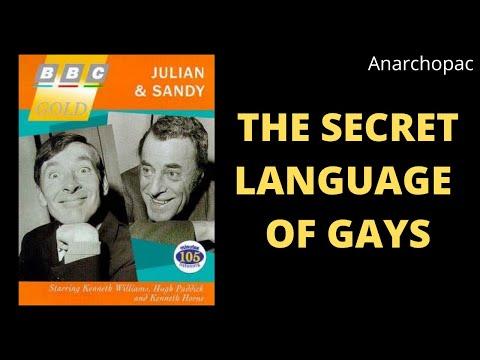 Polari - The Secret Language of Gays