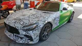 2019 MERCEDES-AMG GT R CLUBSPORT?