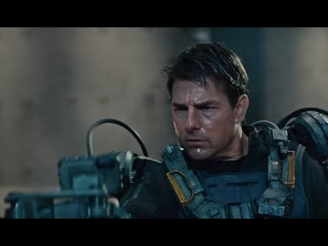 Edge of Tomorrow Clip 'The Only Rule'